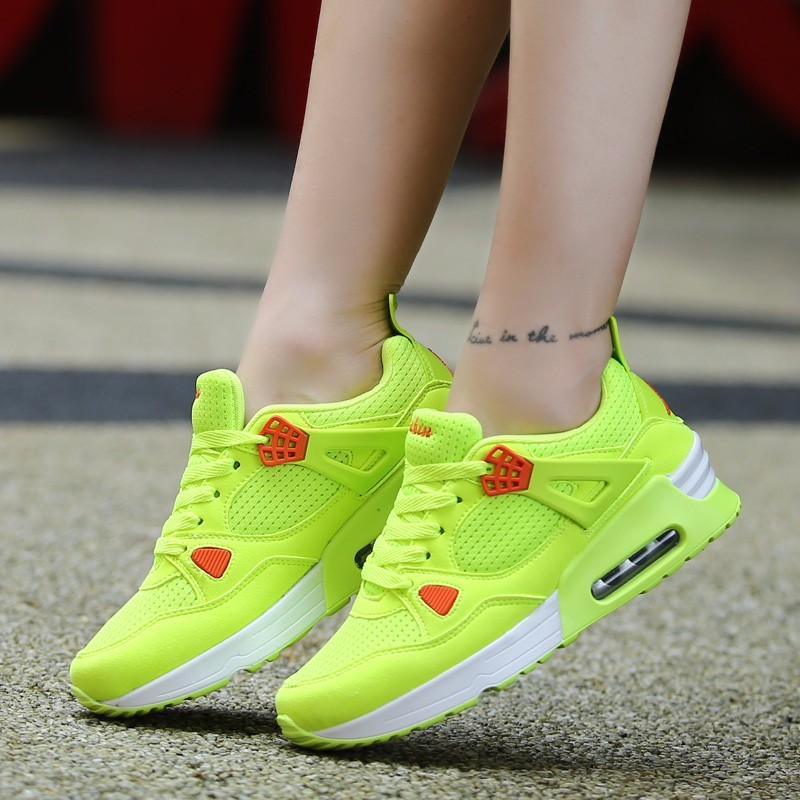 Fashion Tennis Women Casual Shoes 2017 Spring Breathable Flat Low Top Trainers Women Shoes Superstar Green Ladies Shoes YD168 (18)