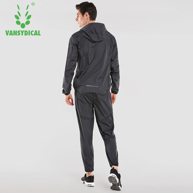 Ensembles de pantalons à capuche d'entraînement pour hommes ensembles de vêtements de sport - 5