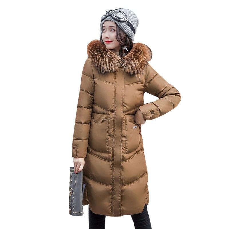 2017 Winter New Jacket Slim Thin Large Size Long Jacket Women Plus Size M L XL XXL XXXL Clothing женский жилет new xxl xxxl 6 ws0001
