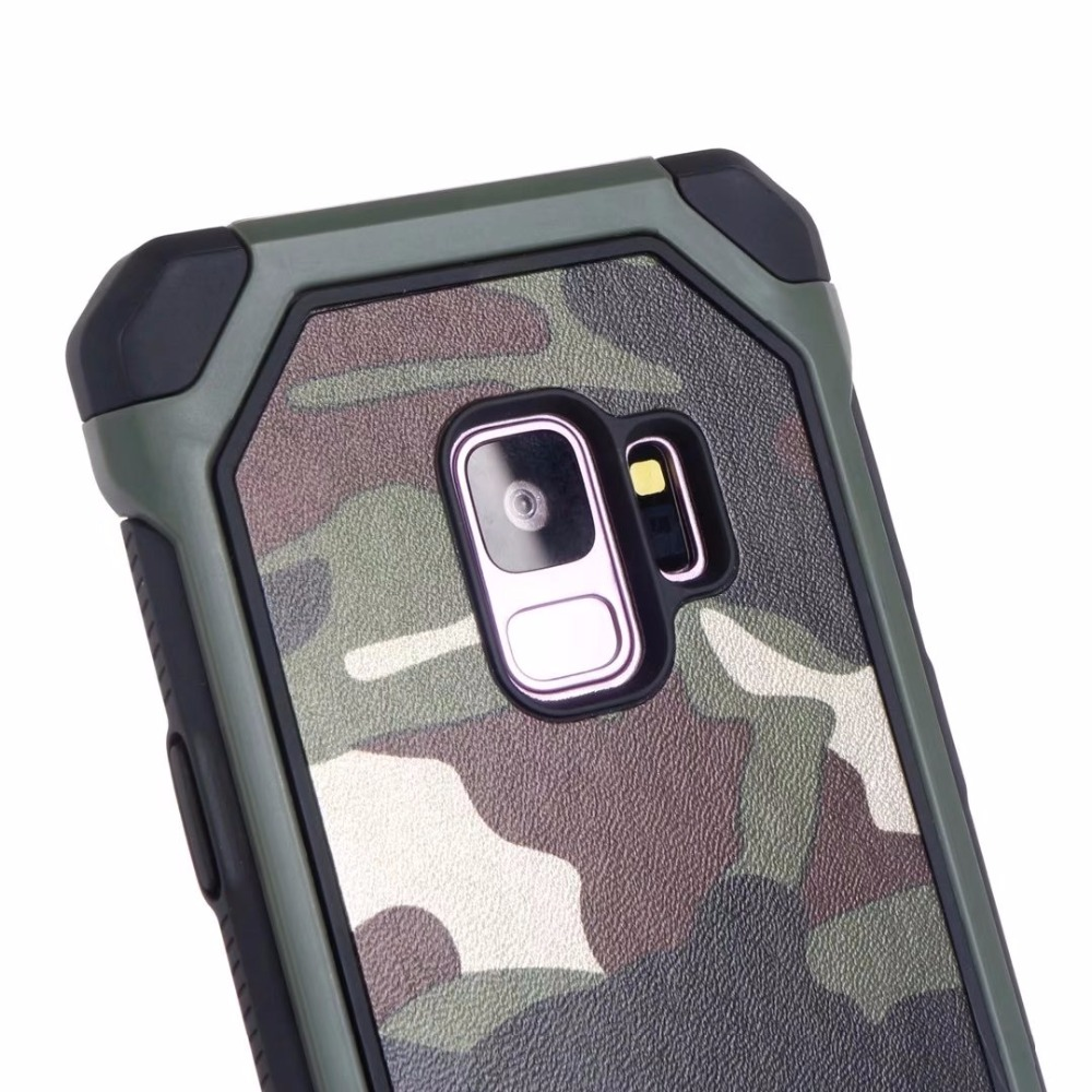 Green Camo Samsung Galaxy Case