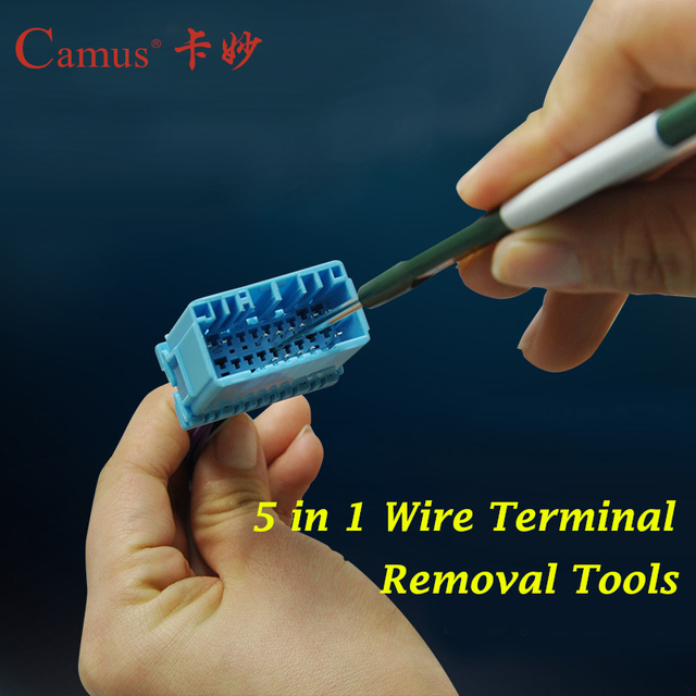 Free Shipping 5 in 1 Automotive Wiring Harness Terminal Removal