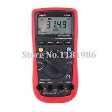 UNI-T UT61E Digital Multimeter Auto Range True RMS Peak Value RS232 REL AC/DC Meter Amperemeter Uni t UT 61E