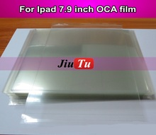 100 Pcs/lot 7.9 Inch OCA Film Pptical Clear Adhesive Double Side gGue Sticker For iPad 2 Mini LCD Refurbish(China)