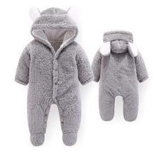 Lawadka-Botas de terciopelo para bebé de 0 a 3 meses, ropa para recién nacidos, otoño e invierno, traje ropa para bebé de 3 M, 6M, 9M, 12M