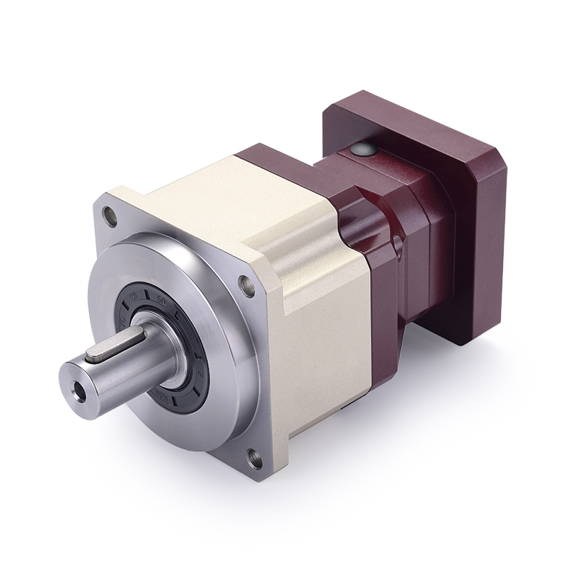 7 arcmin high Precision Helical planetary reducer gearbox 15 1 to 100 1 for nema34 750W