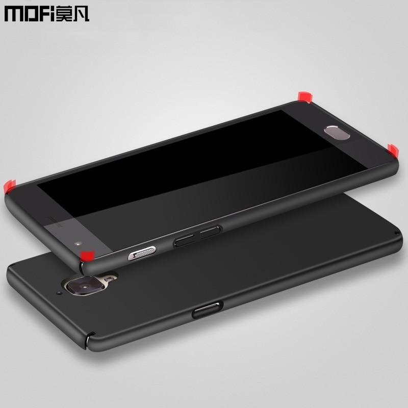 oneplus 3 Case oneplus 3 3T Case Cover cover mofi ultra բարակ - Բջջային հեռախոսի պարագաներ և պահեստամասեր - Լուսանկար 5