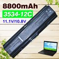 8800 mah bateria para toshiba satellite a305 a305d a350 a355 a355d a350d a505 pro l550 l450 l300 a200 a210 a350