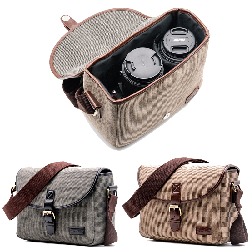 Retro Camera Bag Case Cover for Panasonic Lumix DMC-GX80 DMC-GX85 GX85 GX80 GH5L GH4 GH5 GH5GK FZ100 FZ200 FZ150 FZ1000 FZ300