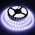 5M LED Strip Light 5050 RGB Waterproof 300Leds Flexible Led Tape Non-waterproof DC12V White Warm white RGB LED Ribbon