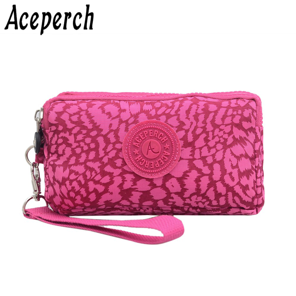 ACEPERCH Fashion Estojo Case Mujer Women Purse Girls Nylon Monkey Pencil Bags Bolsas Carteira Feminina Cosmetic Cases Bags tangimp cool cat purse vintage wallets 2017 women men canvas storage bags monederos card bags bolsas carteira feminina fresh