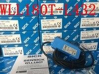 Germany SICK fiber amplifier WLL180T-L432 original authentic fiber optic sensor
