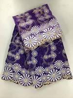 ขายส่งที่มีคุณภาพสูงแอฟริกันbazin Richeลูกไม้ผ้าสำหรับชุดแต่งงานปักแอฟริกันbazin T Ulleตาข่ายสุทธิลูก...