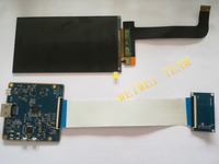 5 5 Inch LCD With Controller Board For DLP SLA 3D Printer KLD 1260 3D Printer