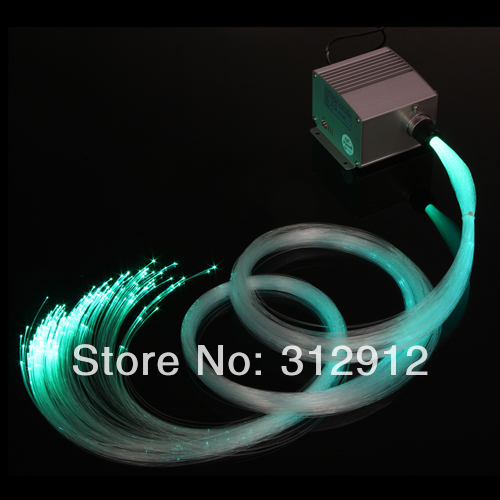 Из светодиодов волоконно-оптический комплекты освещения, Rgb цветов ( LEB-321 ) ; 250 * 0.75 мм * 3 м пмма волокно , DIY RGB из светодиодов легкие комплекты