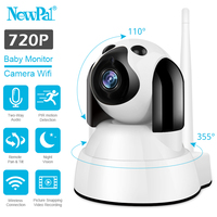 Baby Monitor with Camera Wifi Video Surveillance IP camera Infrared Wireless Home Security Audio Baby CCTV Walkie Talkie 720 HD