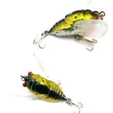 Hard Plastic Crankbait Minnow Fishing Lure Hook Hard Bait Tackle Fishhooks