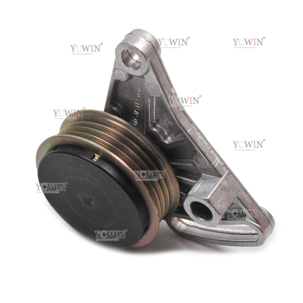 YCWIN Air Conditioning Compressor Tensioner For VW Passat B5 Audi A4 1.8L Turbo 2.0L Diesel 058260511