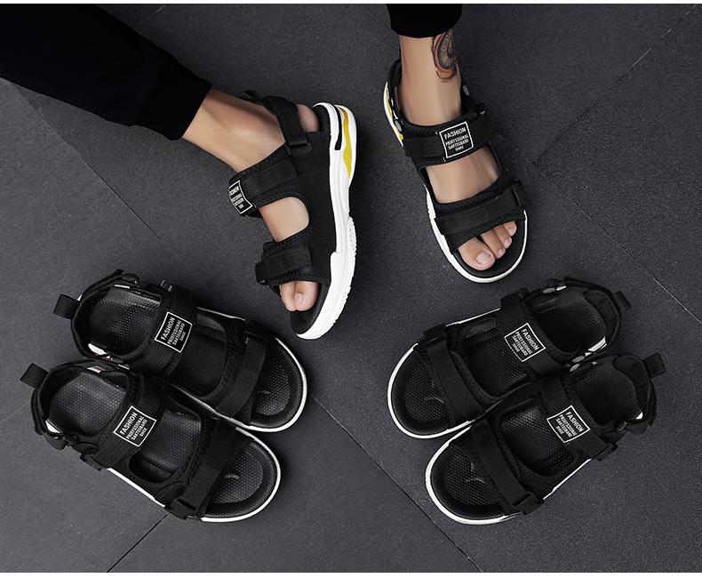Man Beach Sandals Summer Gladiator Men's Outdoor Shoes Roman Men Casual Shoe Light Flip Flops Slippers Fashion Sandals Casuals 16