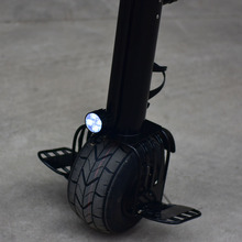 60 в 500 Вт бесщеточный портативный светильник, силовой хаб, Электрический Одноколесный самобалансирующийся велосипед S2