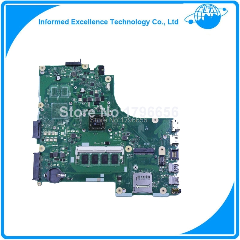 цена 100% Working Laptop Motherboard X450EP X452E Series Mainboard System Board 90 Days Warranty