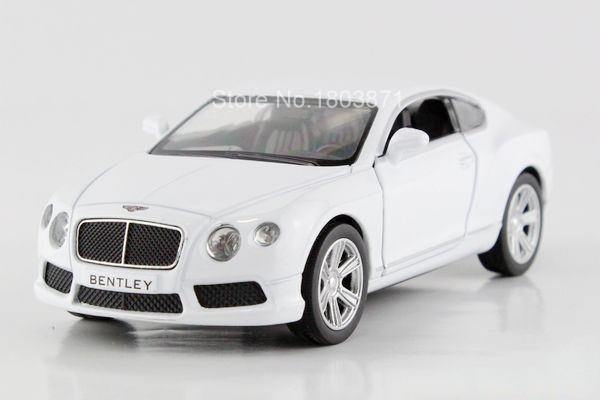 Freeshipping Children Kids UNI FORTUNE Bentley Continental GT Alloy Diecast Car Toy Pull Back Action Doors Openable Present Gift-in Diecasts \u0026 Toy Vehicles ... & Freeshipping Children Kids UNI FORTUNE Bentley Continental GT Alloy ...