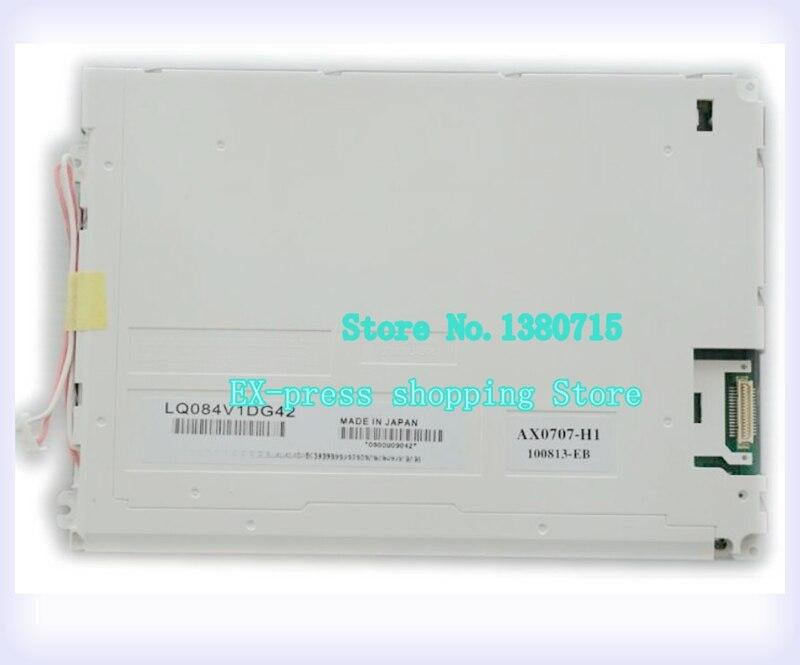 New LCD Screen for 8 4 inch LQ084V1DG21 LQ084V1DG42 1 year warranty