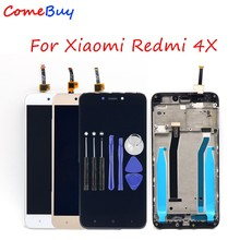 Screen For Xiaomi Redmi 4X LCD Display Touch Screen Digitizer Assembly