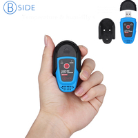BSIDE BTH81 Relative Humidity Temperature Recorder 40~70C TEMP/RH Data Logger Thermometer Hygrometer Moisture Meter with USB