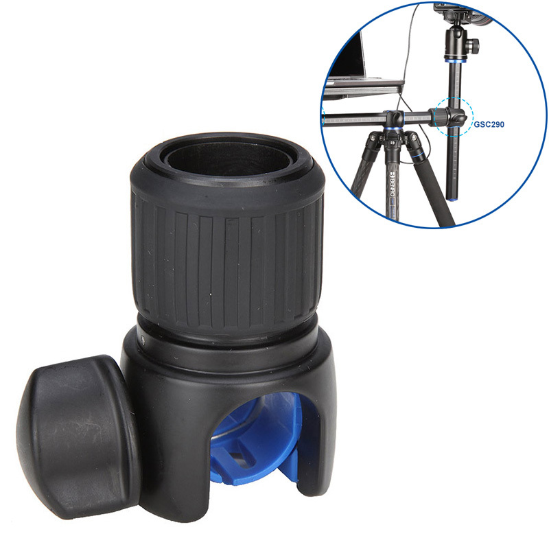 ФОТО Benro SystemGo Tripod Support Module GSC290 90 Degree Connector GoCoupler For Tripod Photo Studio Accessories Free Shipping