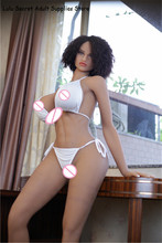 Unique hairstyle, great figure and feeling of abdominal muscles, sex dolls