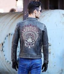C c market old vintage cowskin jackets ems indian men s genuine leather coat motorcycle slim.jpg 250x250
