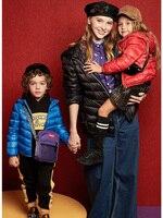 Balabala 冬ジャケットガールズボーイズ子供ファッション服ジャケット厚い服子供のための 20 度零下