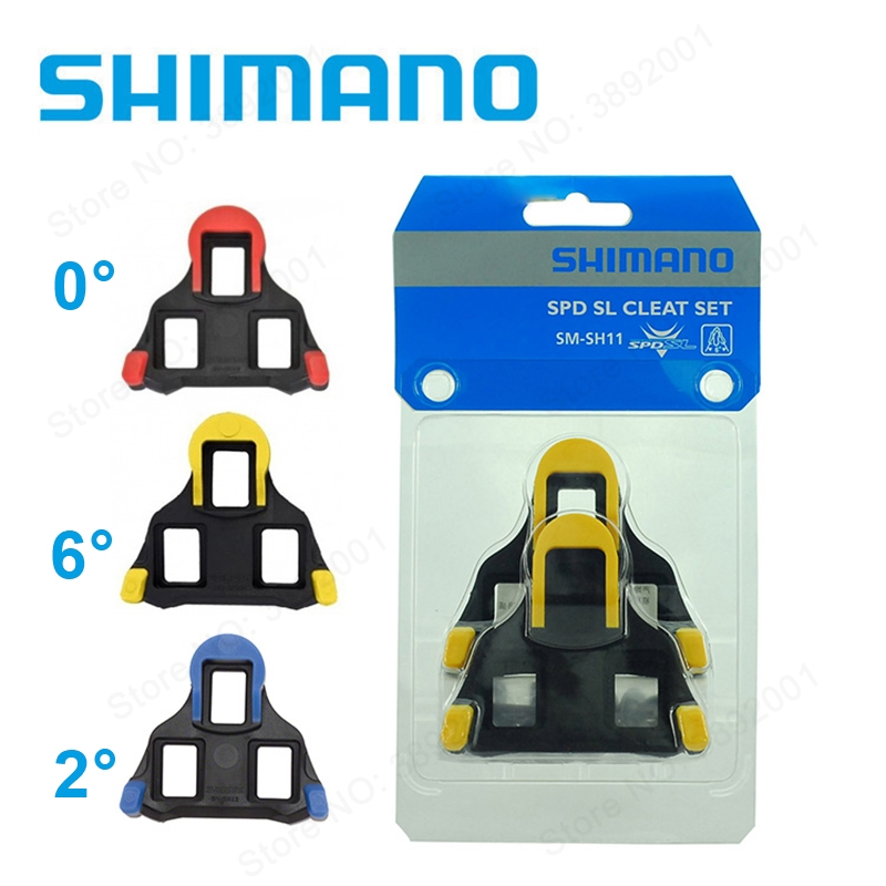 f57b4a7db Detail Feedback Questions about Shimano cleats spd SPD SL 0 2 6 degree sh10  sh11 sh12 SPD Road Pedal Cleats Dura Ace For Road Cycling Shoes on ...