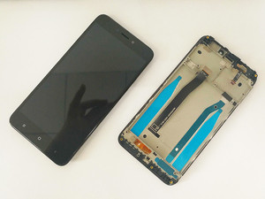 Image 2 - Xiaomi Redmi 4X LCD 디스플레이 스크린 교체 용 Redmi 4X Digiziter 어셈블리 용 AAA 품질 LCD + 프레임