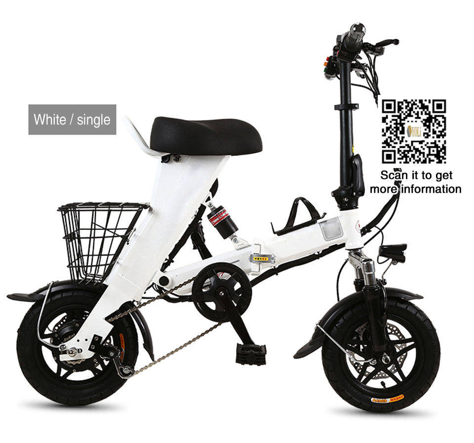 buy akonasda mini electric bike 500w 48v. Black Bedroom Furniture Sets. Home Design Ideas