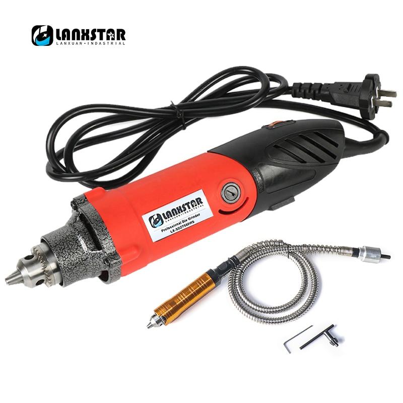 Lanxstar Dremel New Engraving Pen Electric Drill DIY Drill Electric Rotary Tool grinder Mini Drill Mini