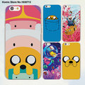 adventure time cute Beemo BMO Jake Finn Lumpy Design hard clear Skin Cover Case for Apple iPhone 6 6s 7 Plus SE 5 5s phone case