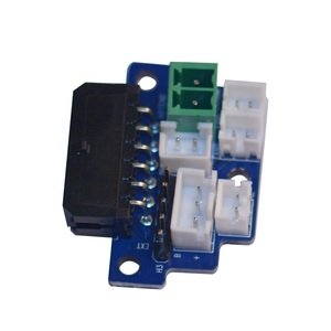 Geeetech Extension Board for A10, A10M, A20, A20M 3D Printers(China)