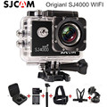 Sjcam sj4000 original wifi ação câmera de vídeo fhd 1080 p câmera esporte 30 m à prova d' água ao ar livre mini câmera ação capacete sjcam