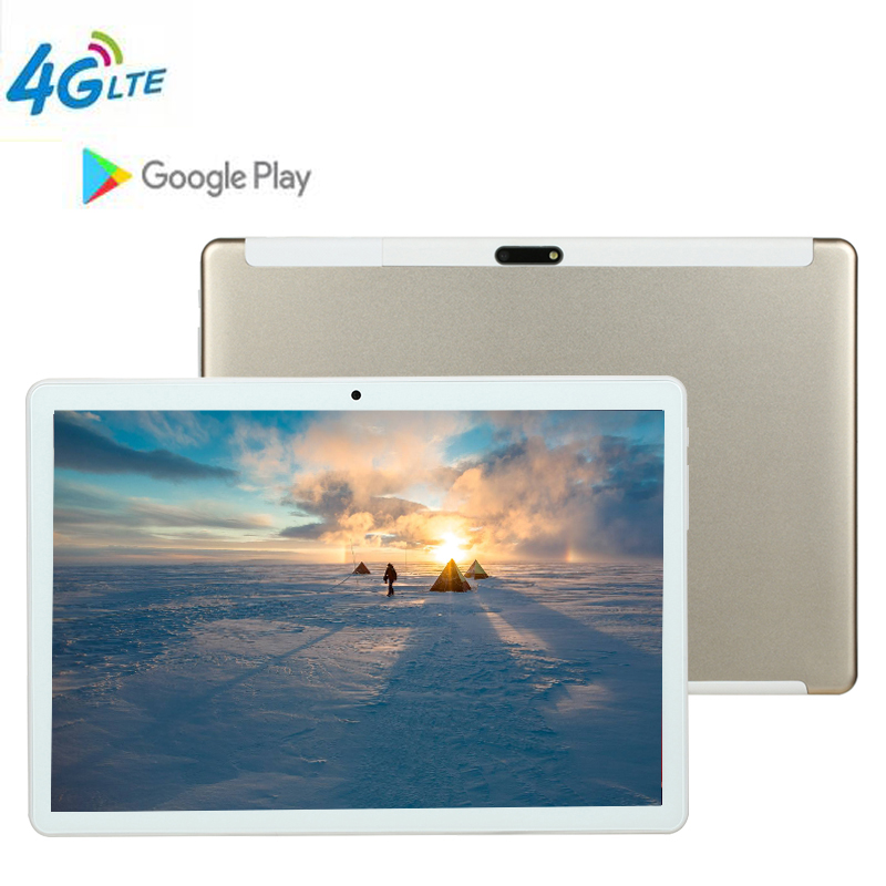 CARBAYTA CP9 The Tablet 3G 4G LTE FDD Android 8.1 Octa Core 2.5D Glass 4GB RAM 64GB ROM WiFi GPS 10.1' Tablet IPS Screen 8MP