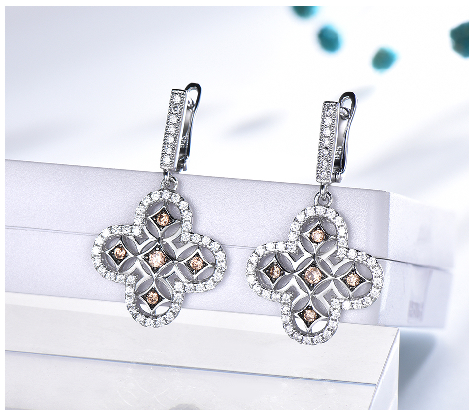Honyy  925 sterling silver earring for women EUJ089Z-1-PC (4)