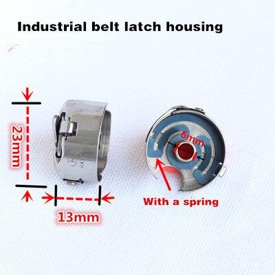 Industrial Sewing Machine Bobbin Case with Bobbin