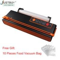 150W Best Vacuum Food Sealer Machine Vacuum Sealing Machine Film Container Food Sealer Saver Include Vacuum Packer