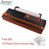 150W Best Vacuum Food Sealer Machine Vacuum Sealing Machine Film Container Food Sealer Saver Include Vacuum Packer