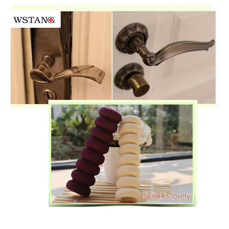 W S Tang 2015 Home furnishing decorations anti-collision doorknob sleeve environmental door .