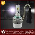 Guang Dian car led light Headlight Head lamp HIGH BEAM C6F 6000K white 12V 36W 9005 HB3 for corolla 2008-2013 only