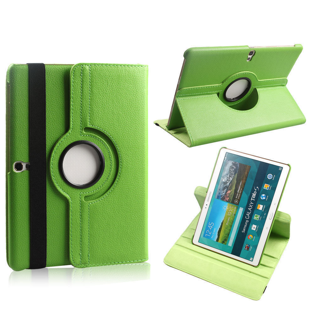 "For samsung  tab s 10.5 cover 360 Degrees Rotating PU Leather Case Stand Cover for Samsung Galaxy Tab S 8.4"" T700 T705 Tablet"