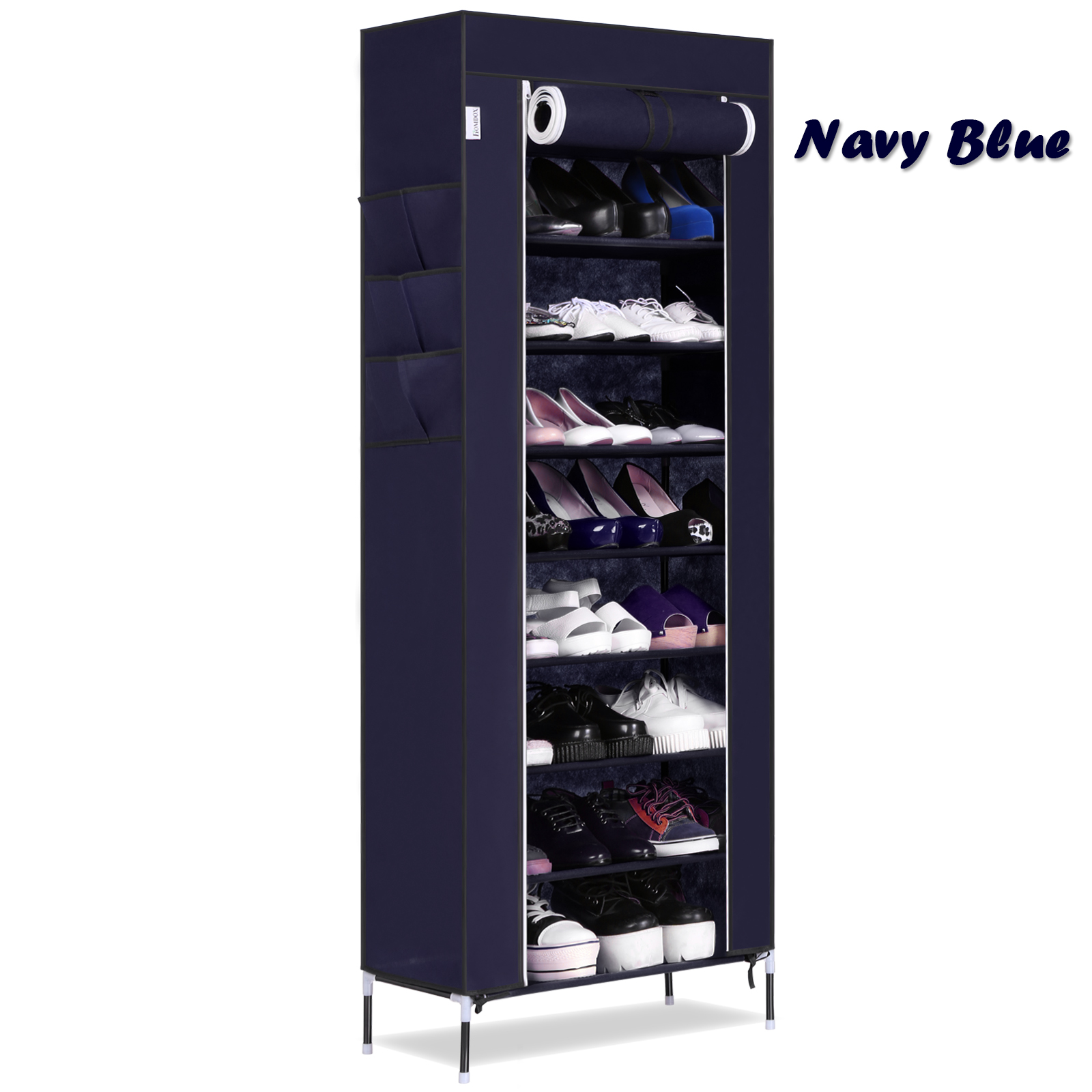 Homdox Shoe Cabinet Shoes Racks Storage Large Capacity Home Furniture Diy  Simple Portable Shoe Rack Organizer N20* In Shoe Cabinets From Furniture On  ...