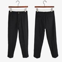 2019 Dress pants women spring autumn Korean suit pants loose smoke tube trousers casual nine pants