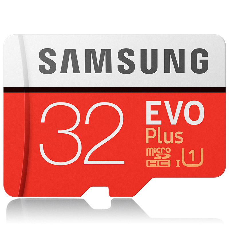 D'origine Samsung En Gros Prix Carte Mémoire 32 gb 64 gb 128 gb microsdhc/sdxc classe 10 U1U3 EVO Plus dropshipping TF Carte micro SD